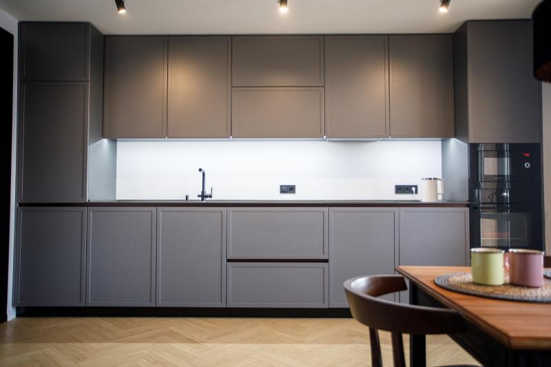 Ультрасовременная кухня – Avant 1250 Пуатье